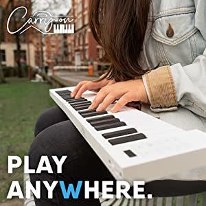 """Klavir Klavijatura """"za ponijeti"""" Carry-On FP49"""