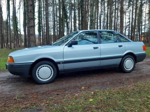 Audi 80 1.6 TD , 1990 g, ČITAJ POD DETALJNO !!