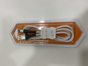Platno cable Typ C white 1m