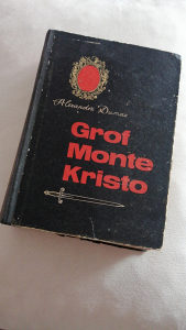 Grof Monte Kristo, staro izdanje 1964