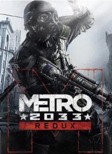 Metro 2033 Redux PC (STEAM) (CD KEY)