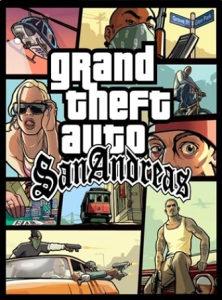 Grand Theft Auto San Andreas PC (STEAM) (CD KEY)