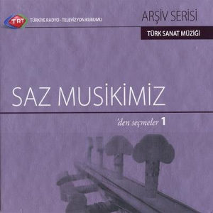 SAZ MUZIKA AUDIO CD TURSKA RADIO TELEVIZIJA