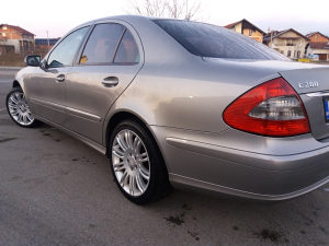Mercedes-Benz E 280 CDI , 2007 , FACELIFT, TOP STANJE!!