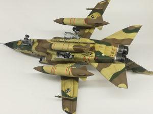 Maketa aviona Panavia Tornado