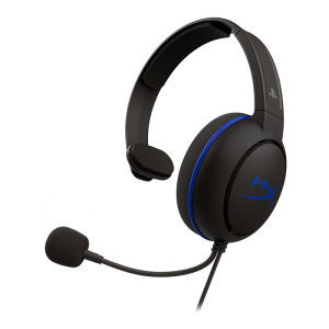 HyperX Cloud Chat Headset PS4 licensed
