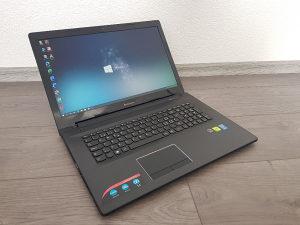 LAPTOP LENOVO i7-5500U 2,4GHz / 16GB RAM / FULL HD 17.3