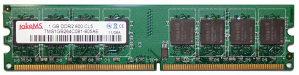 RAM takeMS 3 X 1GB DDR2 800MHz