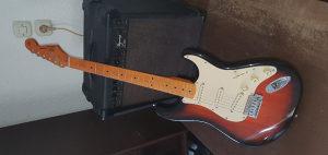 Elektricna gitara(SX) i pojacalo(StageAmp50W) POVOLJNO!