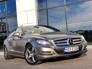 Mercedes-Benz Cls 350 Cdi 195 KW