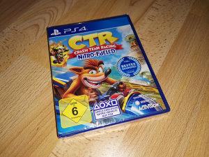 Crash Team Racing Nitro Fueled (PS4)