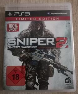 Sniper 2 ps3