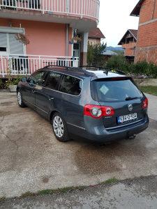 Volkswagen Passat 6 b6 Bluemotion 1.9 77kw 2008 god.