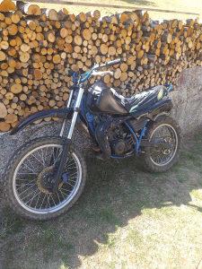 Yamaha kroser