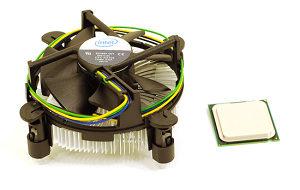 CPU Intel Dual Core E5300 sa kulerom