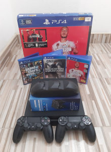 Sony 4 playstation 4 play station 4 ps4 ps 4 1 TB