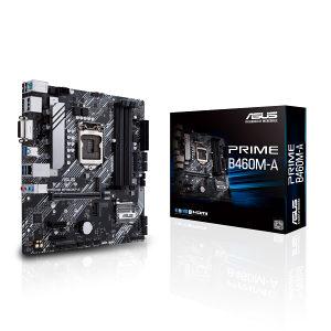 matična ploča intel Asus prime B460M-A