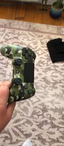Sony Dualshock Camo-Green Dzojstik (PS4) Joystick