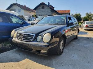 Mercedes e220cdi w210 Stranac