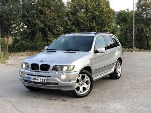 BMW X5 3.0D TEK REG. TOP STANJE M-OPTIC