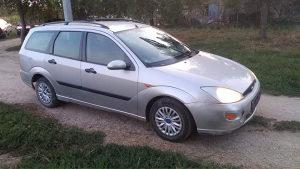 Ford fokus 1,8 dizel 66kw 2001 god, reg do maja