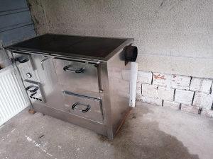 Peć za etazno grijanje