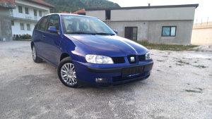 Seat Ibiza 1.9 TDI 66kw KLIMA REG.DO 09.04.2022