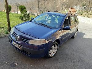 Renault Megane 1.5 dCI karavan