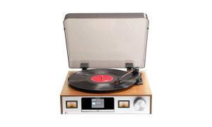 2340530 Denver MRD-52LIGHTWOOD gramofon