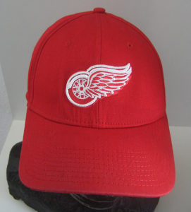 NHL kačket Dertoit Red Wings - NEW ERA original