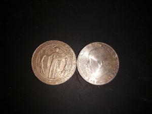 Austrijski šiling 1955 1873/1973