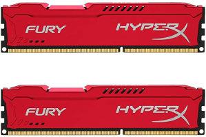 Kingstone HyperX Fury 2x8 GB DDR3