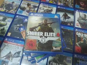 Sniper elite 4 PS4 igre