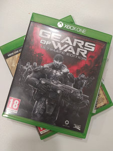 Gears of war ultimate edition XBOX one igre