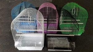 Kavez za ptice 49cm, 5 boja