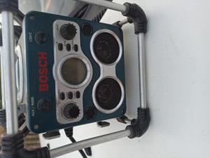 Bosch makita dewalt baustelski radio