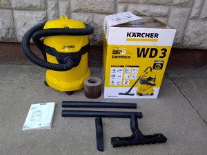 Usisivac Karcher WD3