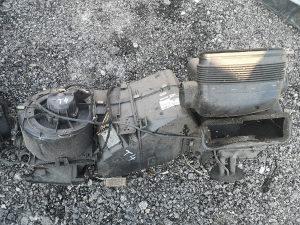 VW T4 Konzola grijanja, Mali hladnjak, Motoric kabine