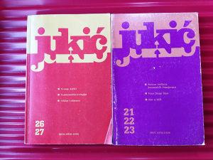 JUKIĆ, brojevi 21, 22, 23 i 26, 27, zbornik radova
