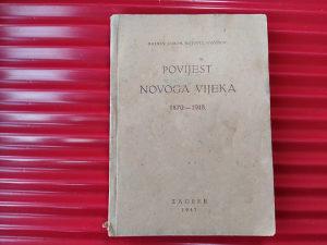 POVIJEST (HISTORIJA) NOVOG VIJEKA 1870. - 1918.
