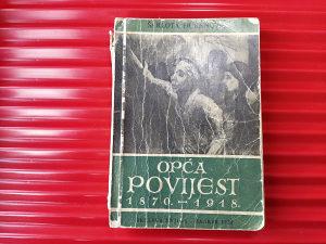 OPĆA POVIJEST 1870.-1918. - Šarlota Đuranović