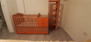 Dječiji krevetić od (0 do 8 god.)
