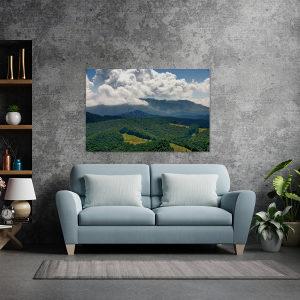 Canvas slike - Bjelašnica, Planina, Bosna i Herceg., BA