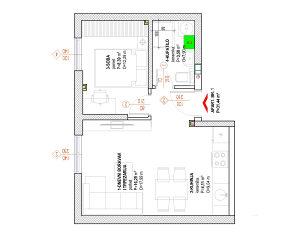 Apartman 31 m2 Jahorina Trnovo