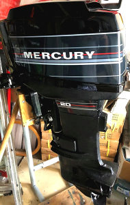Motor Penta zs čamac  Mercury 20 KS