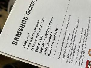 Samsung Tab A SM-T510 ploca
