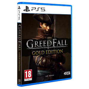 PS5 Greedfall Gold Edition (PlayStation 5)