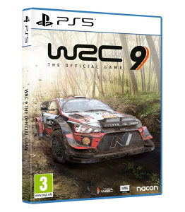 PS5 WRC 9 (PlayStation 5)