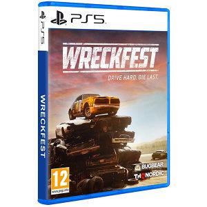 PS5 Wreckfest  (PlayStation 5)