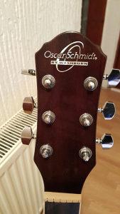 Akusticna ozvucena gitara Washburn